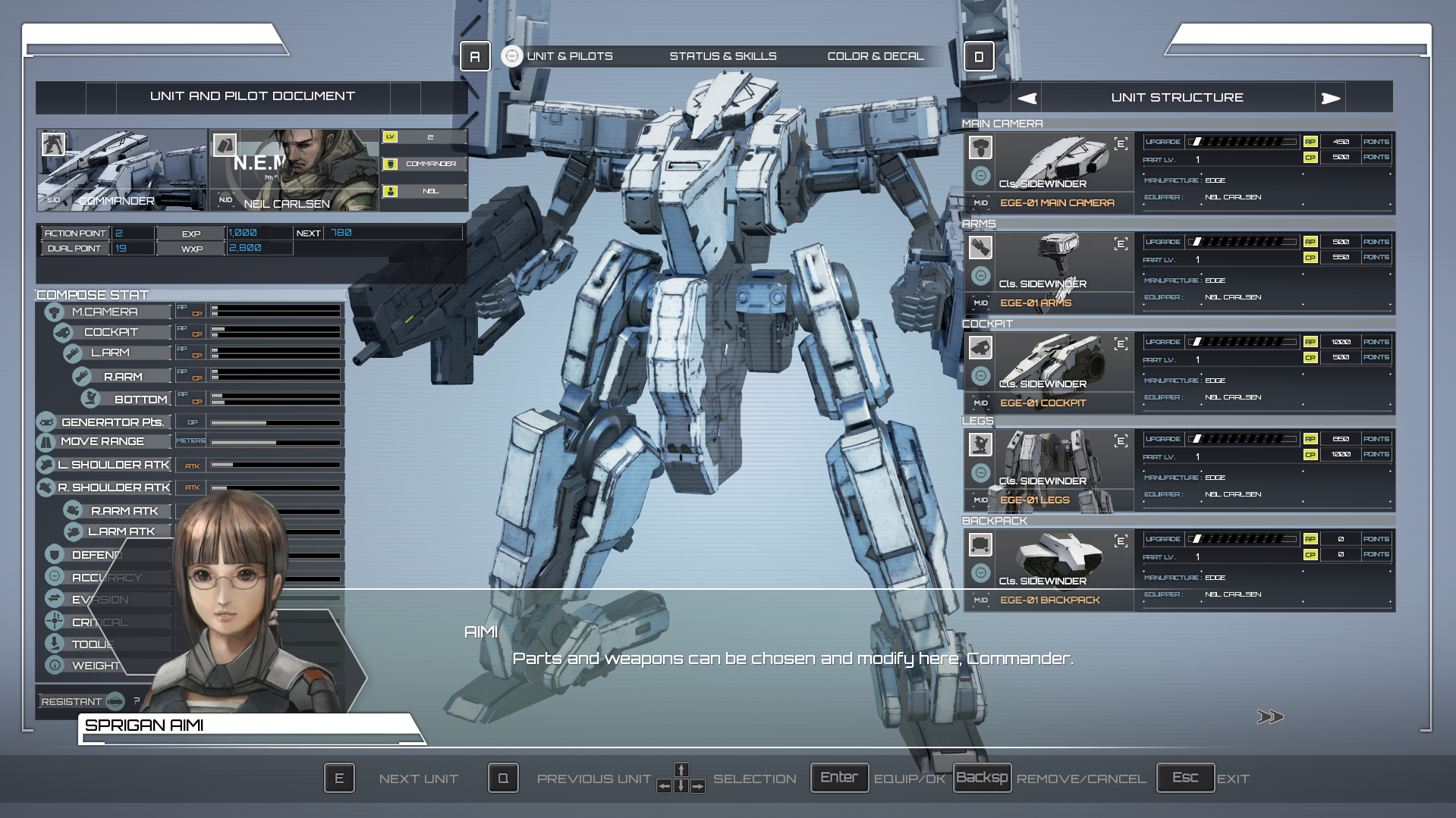 Dual-Gear-Splash Dual Gear, Front Mission's Spiritual Successor, Surely Has a Lot of Potential
