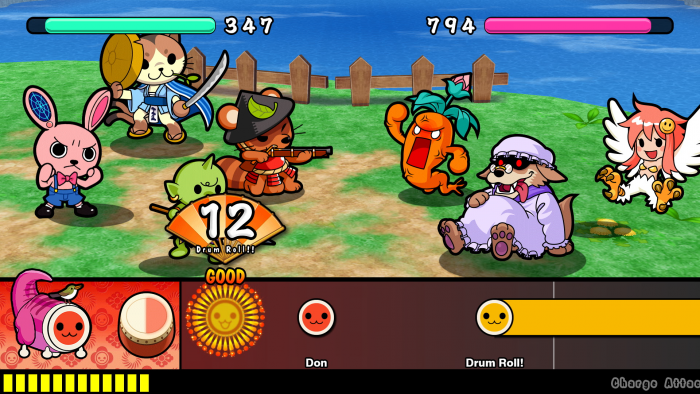 """result-700x394 """"Taiko no Tatsujin: Rhythmic Adventure Pack"""" Is Set to Take Nintendo Switch Players on a One-of-a-Kind Rhythmic RPG Adventure!"""