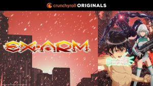 Crunchyroll's EX-ARM Trailer Has Fans Talking...