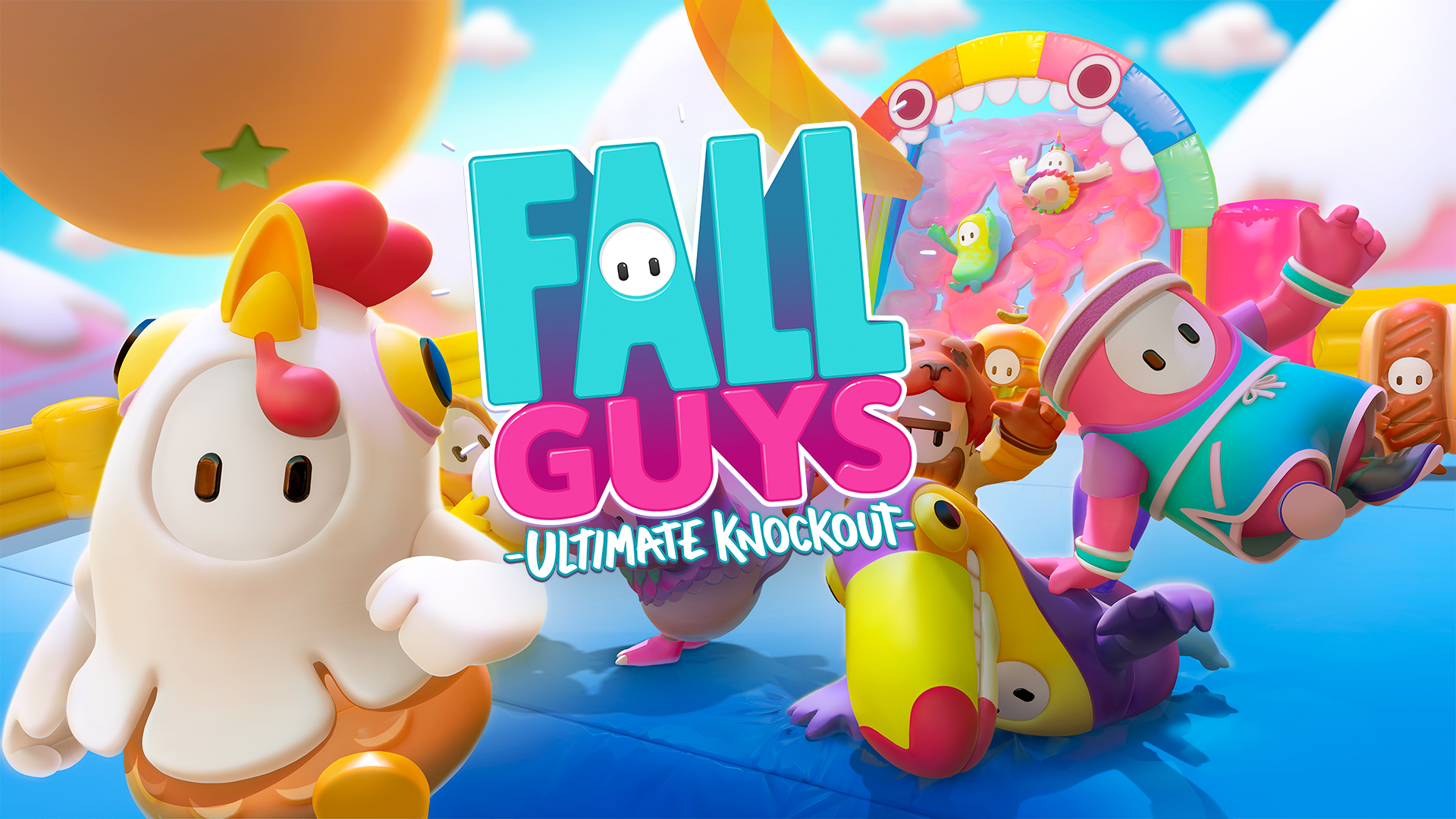 Fall-Guys-Key-Art_Thumb Fall Guys: Ultimate Knockdown - PlayStation 4 Review