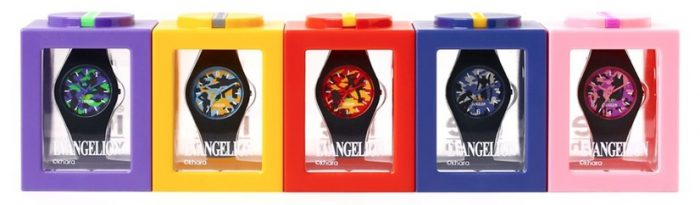 EVANGELION-ICE-WATCH- Evangelion × ICE-WATCH Collabo Creates 5 Awesome Limited Edition Watches!