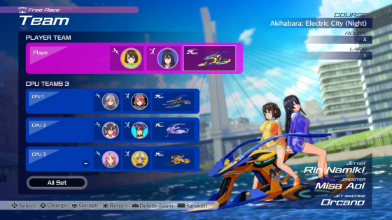 "Kandgawa-Jet-Girls-Key-Art-700x394 Jetters, Start Your Engines! The ""Kandagawa Jet Girls"" Are on PS4 and PC!!"