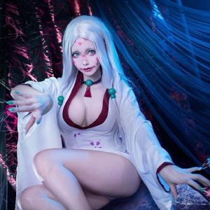 Taiwanese Cosplayer Mon Nails it as the Beautiful Spider Mother from Demon Slayer!!