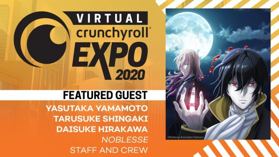 v-crx-2020-slide-2k-560x295 Virtual Crunchyroll Expo Announces Next Slate of Guests & Experiences!