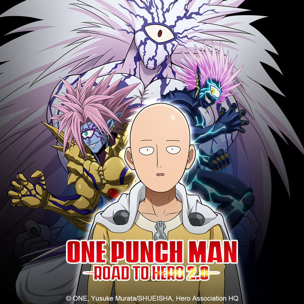 Road-to-Hero-Key One Punch Man: Road to Hero 2.0 - Faster, Stronger, Equally Bald!