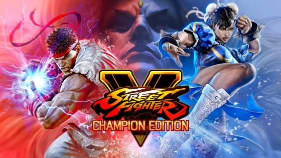 SFVCE_KeyArt_Horiz_Final-560x315 New Characters, Stages, and Lots More Hitting Street Fighter V: Champion Edition!
