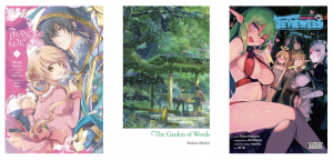 Yen Press Announces New Manga & Light Novel Releases for August!