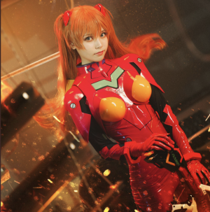 Cosplayer Liyuu Fully Becomes Asuka Langley from Evangelion!
