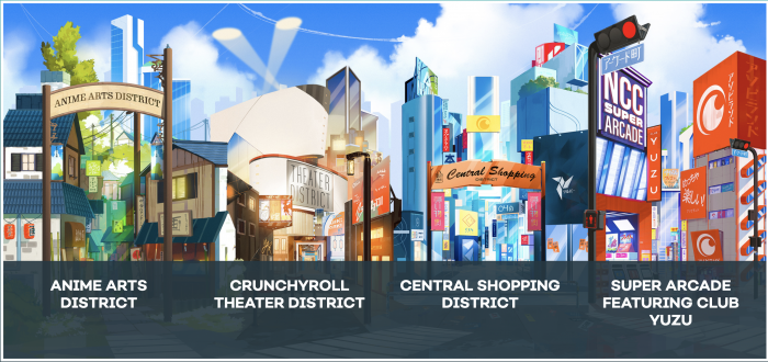 Screen-Shot-2020-08-31-at-12.44.53-PM-700x330 Crunchyroll Brings New Crunchy City to Fans at Home Worldwide for Virtual Crunchyroll Expo! Are You Ready?