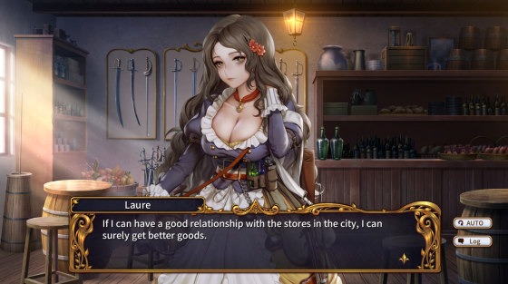 banner-of-the-maid-visual-560x315 Banner Of The Maid - The French Revolution Arrives in Consoles Next Week!