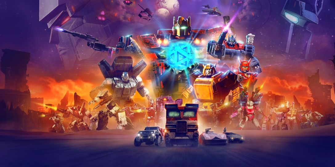 WS000000 Transformers: War for Cybertron Trilogy - Earthrise... Comes to Netflix in 2021