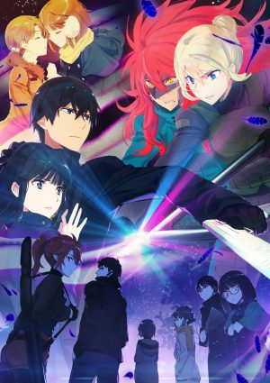 Mahouka-Koukou-no-Rettousei-Raihousha-hen-Wallpaper-500x281 Mahouka Koukou no Rettousei: Raihousha-hen (The Irregular at Magic High School: Visitor Arc) Review – Tatsuya Wins Again - And We Love It!