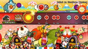 """Taiko no Tatsujin: Rhythmic Adventure Pack"" Is Set to Take Nintendo Switch Players on a One-of-a-Kind Rhythmic RPG Adventure!"