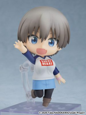 Don't Be Lonely, Senpai! Nendoroid Hana Uzaki is Available for Pre-Order and She Wants to Hang Out!