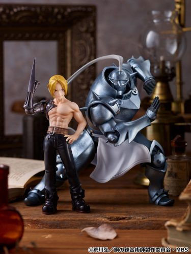 9352_01-375x500 Good Smile's New Pop Up Parade Edward Elric and Alphonse Elric Now Available for Pre-Order!