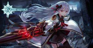 """Crunchyroll Games Launches New Anime-Inspired RPG Brawler """"Grand Alliance""""!"""