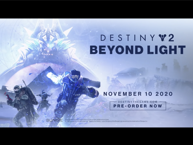 Destiny-2-Beyond-Light-664x500 Discover What Lies Beneath The Ice In The New Destiny 2: Beyond Light Trailer Exploring Europa