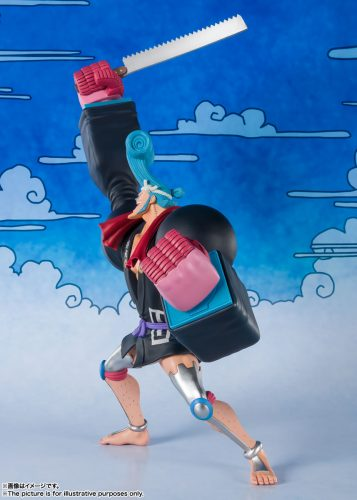 "Franky-Wano-357x500 The Straw Hat Pirates' ""Super!"" Shipwright Franky Figure Joins Wano Kuni Collection!"