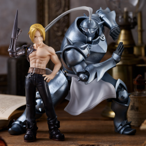 Good Smile's New Pop Up Parade Edward Elric and Alphonse Elric Now Available for Pre-Order!