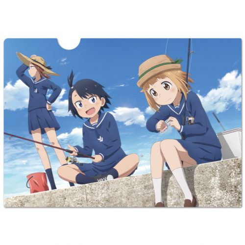 Houkago-Teibou-Nisshi-dvd-300x421 6 Anime Like Houkago Teibou Nisshi (Diary of Our Days at the Breakwater) [Recommendations]