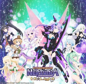 Hyperdimension Neptunia: The Animation Steam Store Page is Live!
