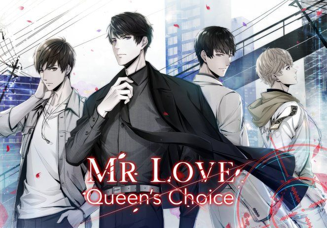 Koi-to-Producer-EVOL-x-LOVE-Wallpaper [Game vs. Anime] Mr. Love: Queen's Choice - From the Palm of Your Hand to the Computer Screen, How Do Our Heroes Fare?