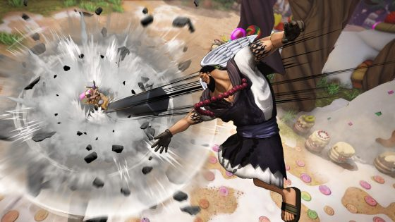 One-Piece-Pirate-Warriors-4-Uruoge-Still-1-560x560 Urouge Joins the ONE PIECE: PIRATE WARRIORS 4 Roster This Fall; First Gameplay Footage Revealed!