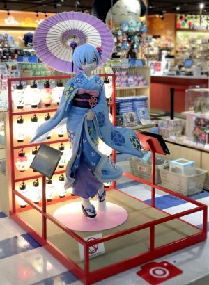 Right Stuf Anime Has a Life-Size Rem on Pre-Order!