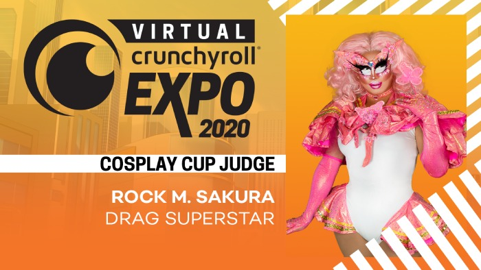 Rock-M-Sakura [Honey's Anime Interview] Rock M. Sakura & Kamui Cosplay (Svetlana Quindt) – Judges for the Virtual Crunchyroll Expo's 2020 Cosplay Cup!