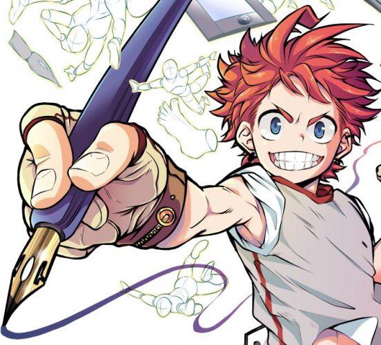 Ryo-Katagiri-Wallpaper-1-552x500 [Honey's Anime Interview] Ryo Katagiri – Manga Artist