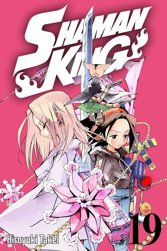 comixology-shaman-king-promo-700x1000-copy-350x500 Complete Shaman King Series and Spinoff Release Dates Announced!