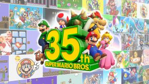 Nintendo Marks the 35th Anniversary of Super Mario Bros. with Games, Products and In-Game Events! Get the Highlights!