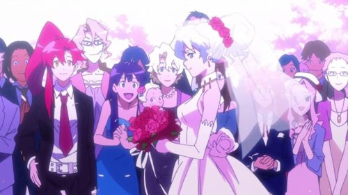Tengen-toppa-gurren-lagann-Wallpaper-1-700x393 5 Best Weddings in Anime - Ring Those Wedding Bells!