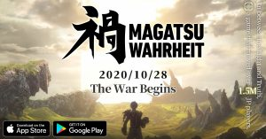Real-Time Action RPG - Magatsu Wahrheit Global Version Officially Launched Worldwide!
