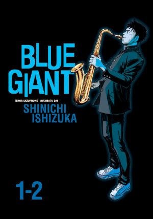 Blue-Giant-Wallpaper Blue Giant Omnibus--A Story of Passion