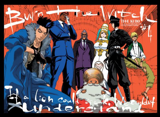 Bleach-Halloween-wallpaper-667x500 The Spin-off Age – BLEACH Easter Eggs in Reverse London (Burn the Witch)