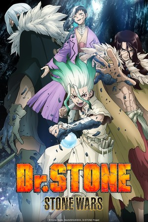 Dr. Stone: Stone Wars to Begin January 14th! Check Out the New PV and Visual!