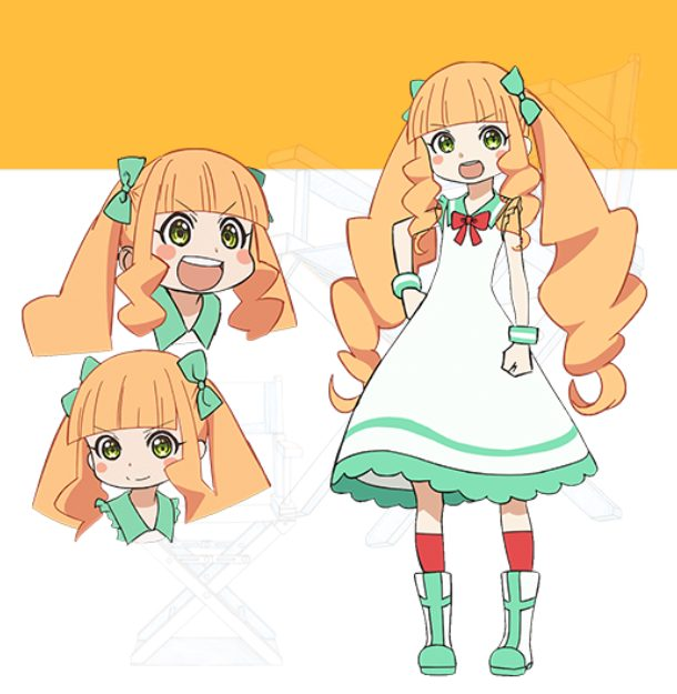 """Eiga-Daisuki-Pompo-san-KV """"Eiga Daisuki Pompo-san"""" (Pompo: The Cinéphile) Hits the Big Screens June 4 2021, Releases New PV & KV!!"""
