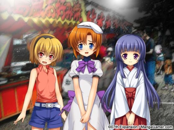 Higurashi-no-Naku-Koro-ni-capture-3-Sentai-700x418 In Which Order Should You Experience Higurashi: When They Cry?  – Read This Before Watching the New Anime!