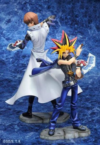 Kotobukiya-Yu-gi-oh-figures-345x500 New Collectible License Deals for Yu-Gi-Oh! Franchise Mean Upcoming New Figures and More!