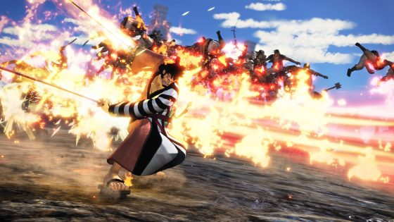 OPPW4-Kinemon-Screenshot-04-560x315 First Kin'Emon Gameplay Footage Revealed for One Piece: Pirate Warriors 4!