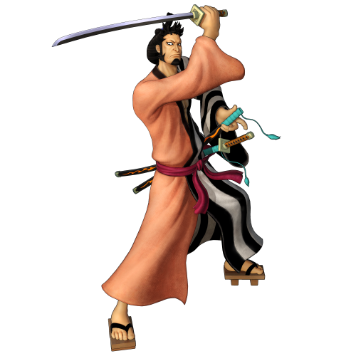 OPPW4_DLC_Still_049_Kinemon00-500x500 Kin'emon Coming Soon to ONE PIECE: PIRATE WARRIORS 4 in Character Pack 3