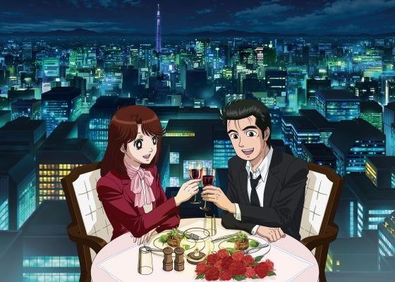 "Oishinbo-560x400 The Classic Cooking Anime Series that Started it All, ""Oishinbo"" to Release All 121 Episodes on YouTube!"