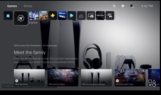 PS5-Media-Remote-560x324 It's Not Just for Games. The PS5 Will Include Popular Streaming Apps on Launch!