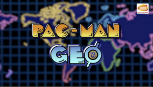 PAC-MAN Takes to the Streets of the Real World in the New PAC-MAN GEO Game!