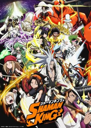 Shaman King (2021) Unveils 2nd PV, OP and ED Themes, and More Cast