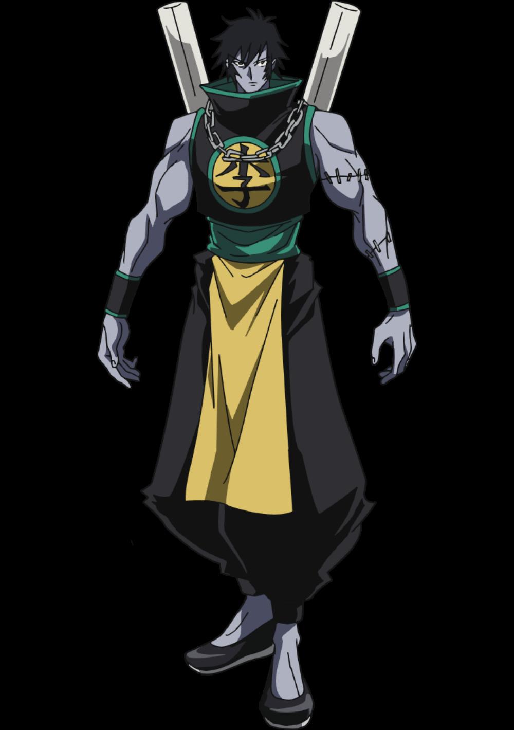 shaman-king Shaman King (2021)