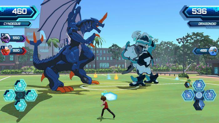 Switch_BakuganChampionsofVestoria_Screenshot_1-700x394 Launch Trailer Released for Bakugan: Champions of Vestroia! Releases November 3