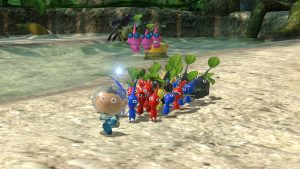 This Week's Nintendo Download: Assemble Your Team, From Pikmin to Hitmen!