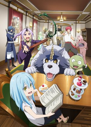 Tensura Nikki (The Slime Diaries: That Time I Got Reincarnated as a Slime) Reveals New PV!